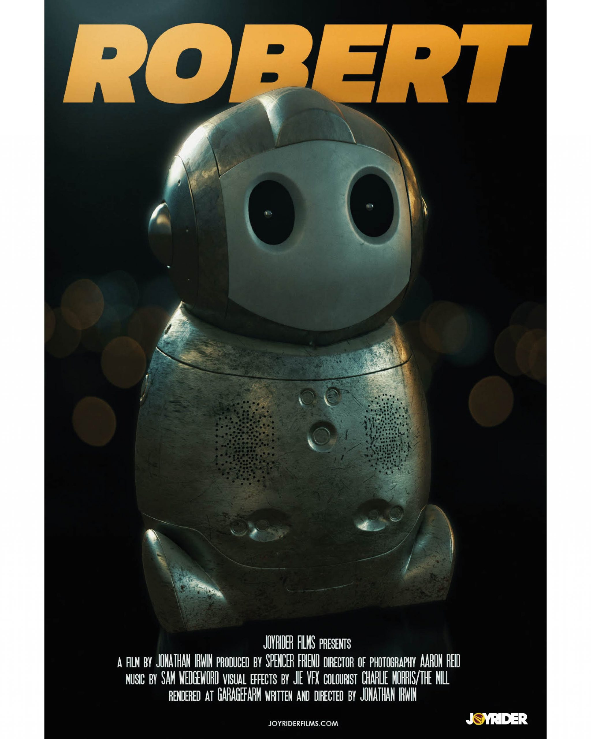 hexagon film festival robert the robot