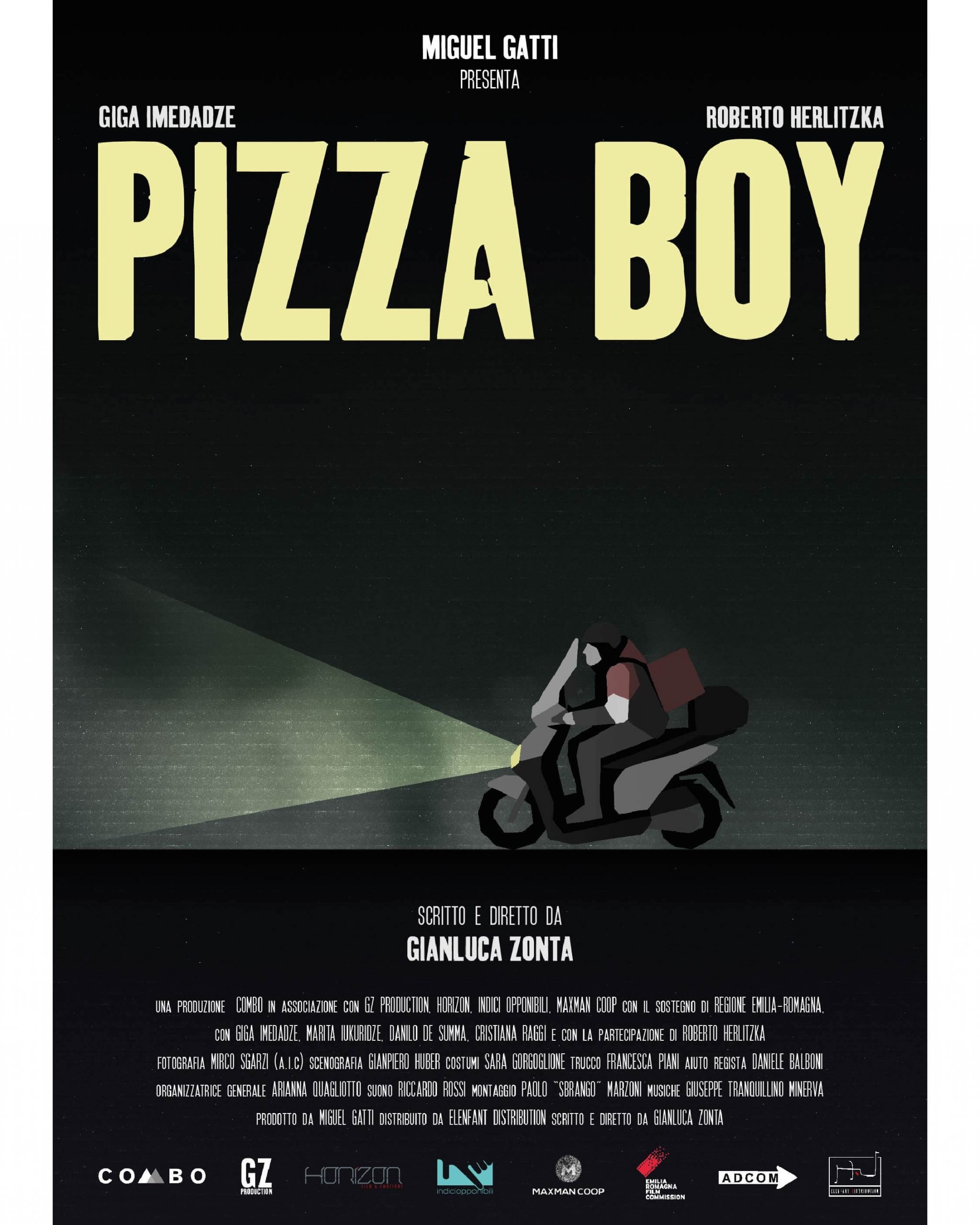 hexagon film festival pizza boy