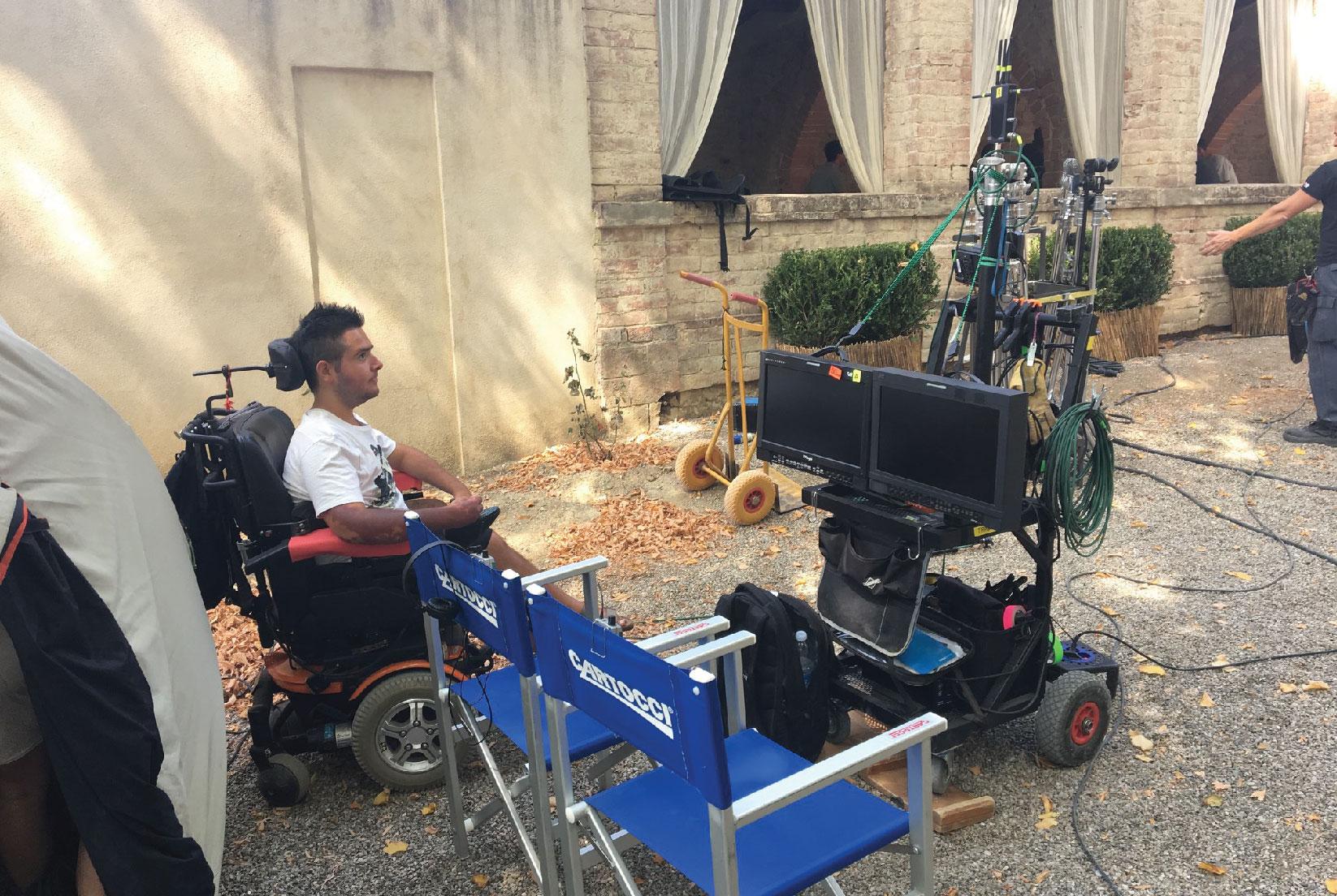 """Cinema In Maremma. Tre Giorni Di Riprese Per """"Fame D'Aria"""""""